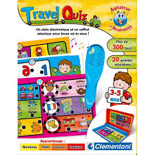 travel quiz images Clementoni adn travel quiz achat vente console ducative jpg
