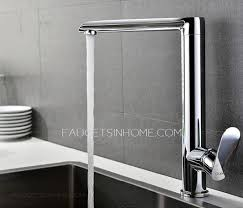 kitchen sink faucets designed rotatable kitchen sink faucets for kitchen