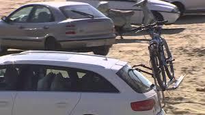 porta bici x auto portabici posteriore per auto logic f lli menab祺 su leopardh