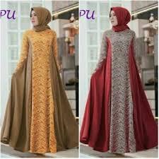 model baju muslim modern pin by suyati bakir on abayas brokat abayas and kebaya