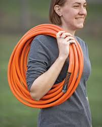 featherweight slim hoses lightweight garden hose bpa free