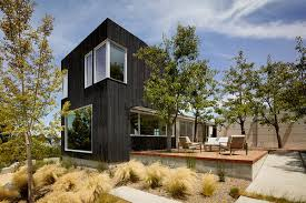Modern House California Modern House In California Gets Breezy Wood Clad Extension Curbed