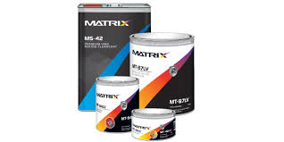 matrix automotive finishes debuts new packaging