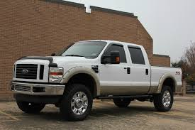 2009 ford f250 lifted lifted bed 2009 ford f350 diesel 4x4 lariat rancho 6 4l