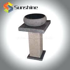 Pedestal Manufacturers Black Pedestal Sink U2013 Meetly Co