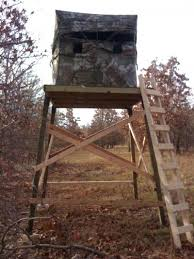 Pop Up Ground Blind Building A Shooting House Blind Deer Hunting In Depth