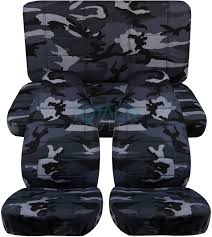 tactical jeep seat covers gray camo seat covers velcromag