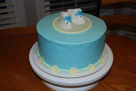 how to make baby shower cakes with an interesting focal point