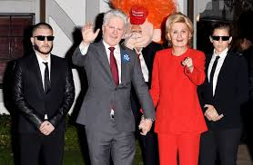 Where Do Bill And Hillary Clinton Live Katy Perry And Orlando Bloom Dress As Hillary Clinton And Donald