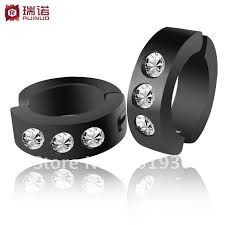 clip on earrings for men aliexpress buy free shipping men s fashion cool single