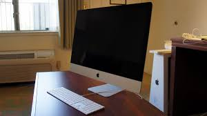 first look apple u0027s new 27 inch imac is finally a formidable system