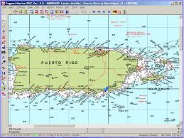 Show Map Of Puerto Rico by