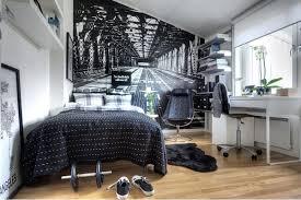 chambre ado emejing deco noir et blanc chambre ado pictures design trends 2017