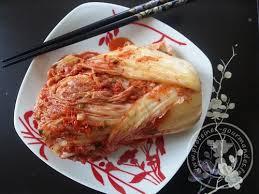 cuisiner un chou chinois kimchi de chou chinois pé tsaï protéines gourmandes