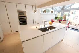 designer kitchen doors high gloss white kitchen island design kitchens pinterest