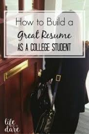 How To Build A College Resume Best 25 College Presents Ideas On Pinterest College Boyfriend