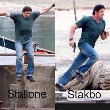 Stallone Meme - stallone stakbo filipinolosophy