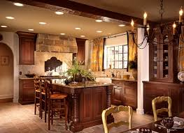 Kitchen Marble Top Wonderful English Kitchen Style With Wooden Cabinetry And Storage