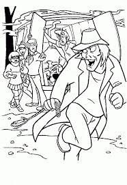 387 scooby doo images scooby doo coloring
