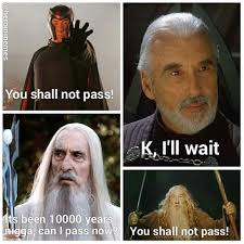 Magneto Meme - christopher lee star wars meme lee best of the funny meme