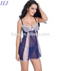 honeymoon nightwear transparent nightwear honeymoon women nighty wear