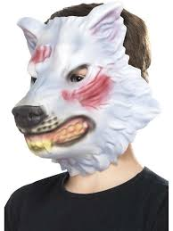wolf mask foam wolf mask candy apple costumes kids animal costumes