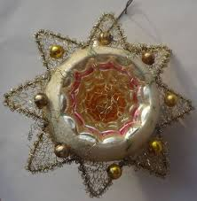 museum find antique christmas ornament austria beaded wire