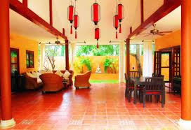 splendid villa with commercial part house for sale in thailand