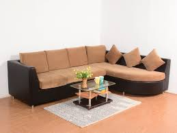 Used Sofa Set For Sale by Glamorous Slight Seconds Sofas In Grifer Leather L Shape Sofa Set