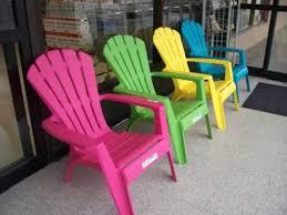 Brown Plastic Adirondack Chairs Appealing Plastic Colored Adirondack Chairs With Useful