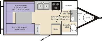 c trailer floor plans chalet xl 1938 floor plan cing pinterest rv