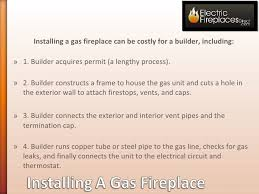 Gas And Electric Fireplaces by The Benefits Of Electric Fireplaces In New Home Construction