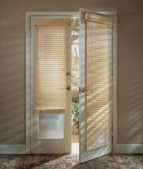 Window Blinds Patio Doors Window Treatment Ideas For Doors 3 Blind Mice Patio Door With