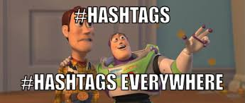 Hashtag Meme - hashtag caigns what works best blogs explaining how to