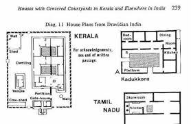 central courtyard house plans kerala home designs caution church ahead kerala home plans