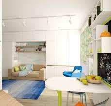 A Super Small Apartment Design With Floor Plan - Tiny apartment design