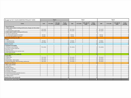 template spreadsheet year financial projection template cash flow