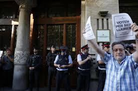 katalonien mossos fordern madrid heraus costa nachrichten