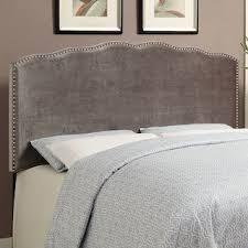 Linen Upholstered King Headboard Best 25 King Upholstered Headboard Ideas On Pinterest King Size