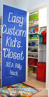 kids lockers ikea 6 amazing ikea s billy bookcase hacks especially for children