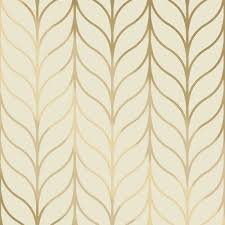 holden shimmering striped wallpaper art deco trellis metallic 50060