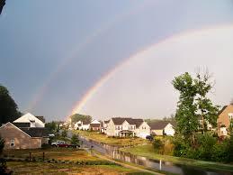 all about rainbows double rainbows circular rainbows skulls