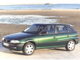 green opal car opel astra 5 doors specs 1994 1995 1996 1997 1998