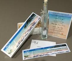 invitation in a bottle u0027 my invite to you exclusively designed
