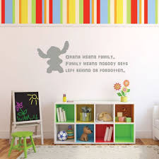 Cheap Nursery Wall Decals by Online Get Cheap Ohana Wall Decal Aliexpress Com Alibaba Group