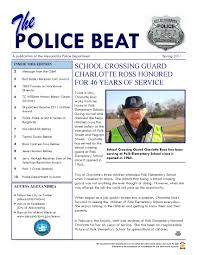 newsletter police department city of alexandria va