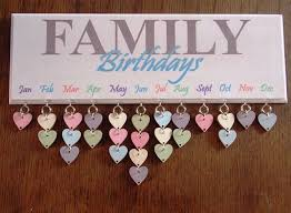 birthday board creative family birthday board idea home design garden