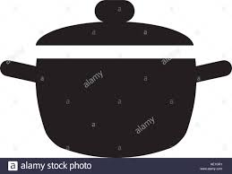 pictogramme cuisine casserole cuisine pictogramme alimentaire vecteurs et illustration