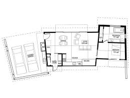 modern style house plan 1 beds 1 baths 860 sq ft plan 517 1