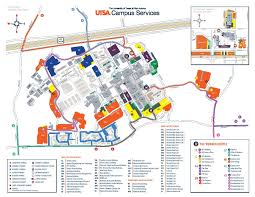 free maps and driving directions general parking map utsa cus map with driving directions